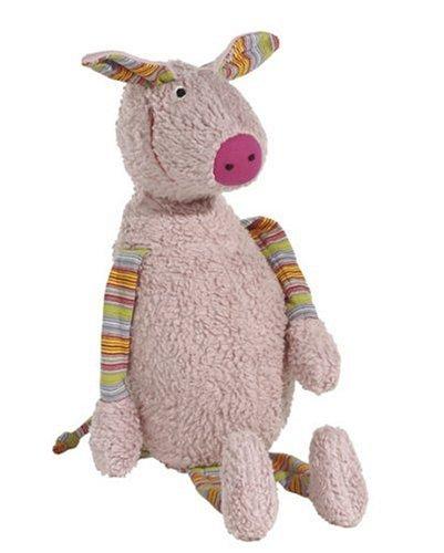 Lana Natural Organic Stuffed Animal - Pig ()