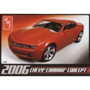 tienda en linea 1 24 '06 Chevy Camaro Camaro Camaro by AMT  los nuevos estilos calientes