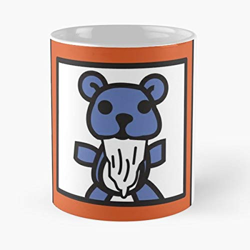 - The Simpsons Mr Bobo Teddy Bear - Best Gift Ceramic Coffee Mugs