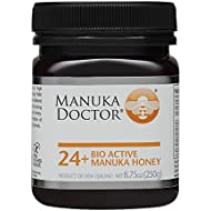 Manuka Doctor Bio Active Honey, 24 Plus, 8.75 Ounce