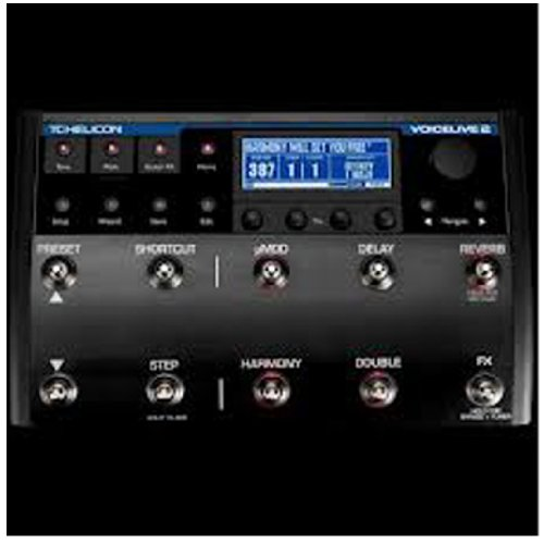 TC-Helicon VoiceLive 2 Vocal Effects Processor by TC-Helicon