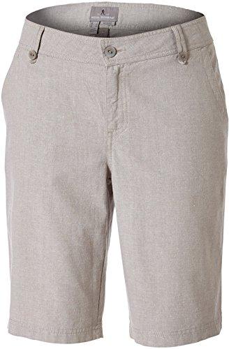 Royal Robbins Women's Bay Breeze Shorts, Size 6, Light Khaki
