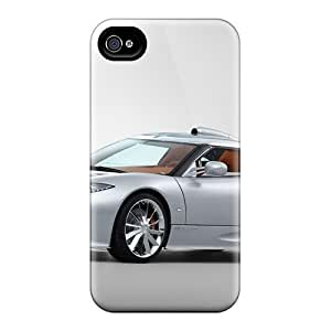 BretPrice RYr3315oZPJ For Apple Iphone 4/4S Case Cover Case Spyker C8 Aileron 2009