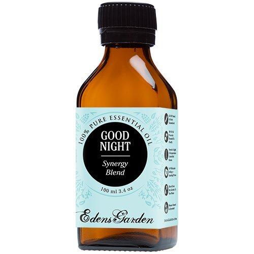 Good Night Synergy Blend Essential Oil by Edens Garden - 100