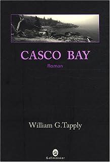 Casco Bay : roman, Tapply, William G.