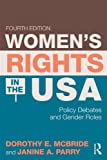 Women's Rights in the USA, Janine A. Parry and Dorothy E. McBride, 0415804523