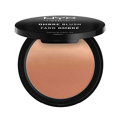 NYX Professional Makeup Ombre Blush, Strictly Chic, 0.28 Ounce
