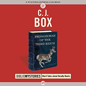 Pronghorns of the Third Reich Audiobook