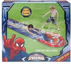 What Kids Want Spiderman Water Slide