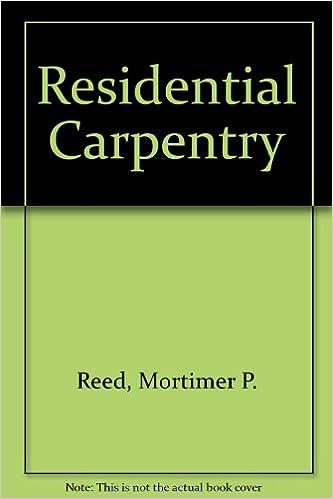 Residential Carpentry