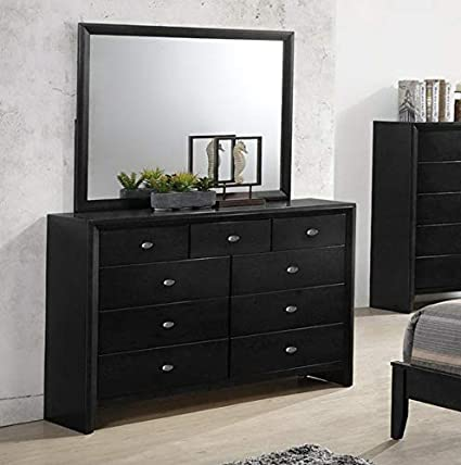 Amazon.com: Hebel Gloria 9 Drawer Dresser | Model DRSSR - 40 ...