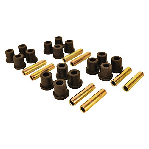 Club Car Spring Bushing Kit for DS Golf Cart G&E 1981+ Front & Rear/Shackle ()