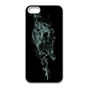 High quality skull & skeleton series protective cover For Apple Iphone 5 5S Cases skull-ull-o54021