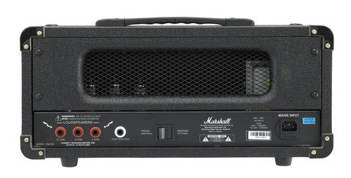 Marshall DSL Series DSL15H 15 Watt Valve 2 Channel Guitar Amplifier Head