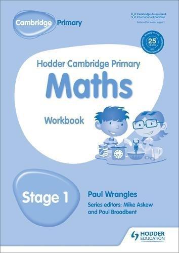 Hodder Cambridge Primary Maths Workbook 1 (Hodder Cambridge Primary Science)