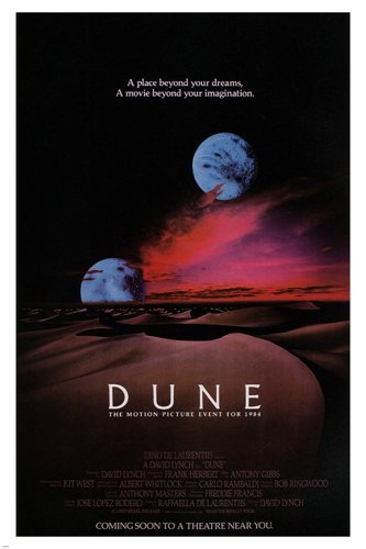 Image result for dune poster""