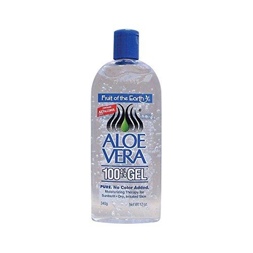 Fruit Of The Earth Aloe Vera 100 % Gel, 12 oz