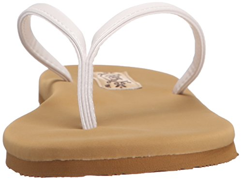 Women's Flojos Flat White Fiesta tan q6RwHXR