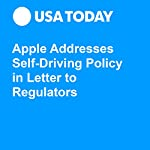 Apple Addresses Self-Driving Policy in Letter to Regulators | Brett Molina
