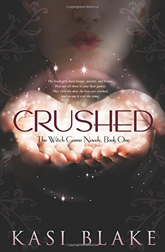 Crushed Witch Game Novels Book product image