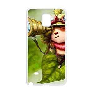 Samsung Galaxy Note 4 Cell Phone Case White Teemo league of legends 005 MWN3905891
