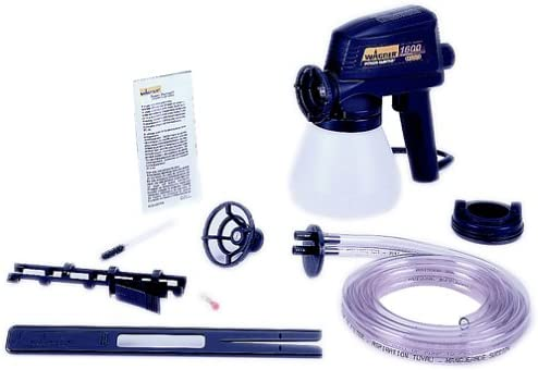 Wagner Power Products 220XXX 1,600 PSI One-Speed Power Painter
