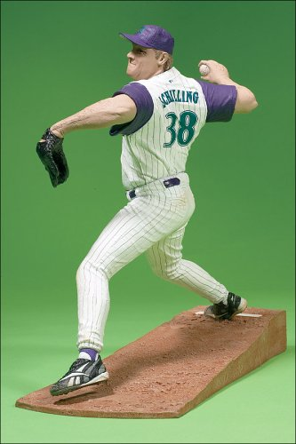 McFarlane Sportspicks: MLB Series 3 Curt Schilling (Chase Variant) Action Figure