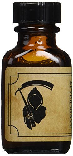 The Blades Grim – Aftershave Oil, Handmade in the USA (Smolder, 1oz)