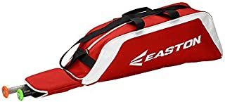 Easton E100T Tote Bat Bag, Red, 35 x 7 x 8.5-Inch by Easton