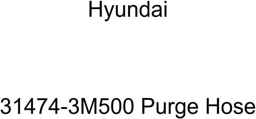 Genuine Hyundai 31474-3M500 Purge Hose
