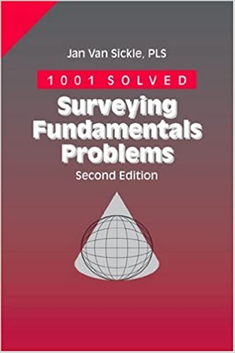 1001 solved surveying fundamentals problems 2nd ed jan van sickle 1001 solved surveying fundamentals problems 2nd ed jan van sickle 9781888577129 amazon books fandeluxe Image collections