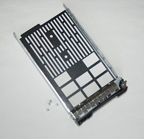 (New 3.5'' SAS Serial SCSI SATA HDD Hard Drive Tray Caddy Bracket For PowerVault MD1200, MD3200)