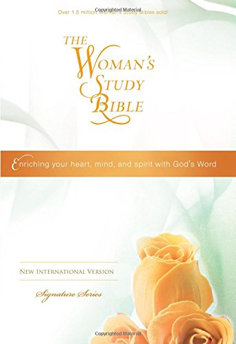 NIV, The Woman's Study Bible, Hardcover (Signature)