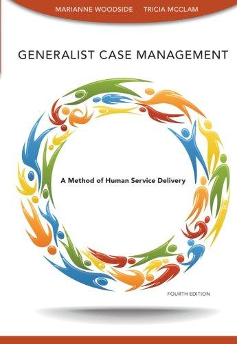 Generalist Case Management (SAB 125 Substance Abuse Case Management)