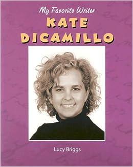 Book Kate Dicamillo (My Favorite Writer)