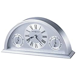 Howard Miller 645-583 Weatherton Weather & Maritime Table Clock