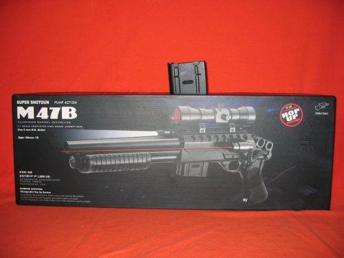Magazine for M47 A1 A2 B1 B2 C1 C2 D1 D2 (Double Eagle M47) Airsoft Spring Gun Mag Clip