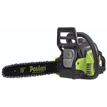 Amazon.com : Poulan 967146301 P3816 38cc Fully Assembled