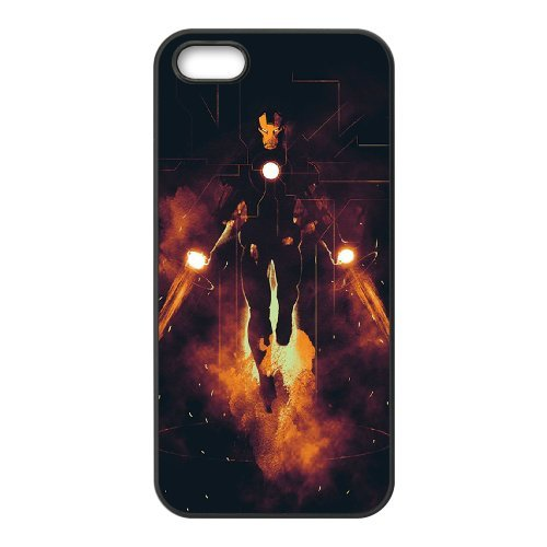 LP-LG Phone Case Of Iron Man For iPhone 5,5S [Pattern-2]