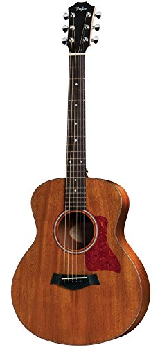 Taylor GS Mini Mahogany GS Mini Acoustic Guitar , Sapele, Mahogany Top ()