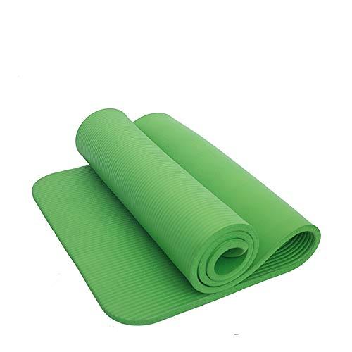 YASIN esterilla de yoga Liveform Jade Travel, media pulgada, reversible, antideslizante, almohadilla ecológica plegable en...