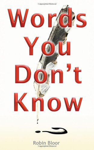 Download Words You Don't Know ebook
