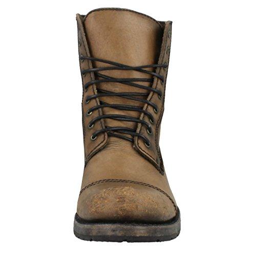Harley Davidson Mens Leather Boots Talls Man D99902 Brown stJRVGiR7A