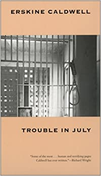 Trouble in July (Brown Thrasher Books)