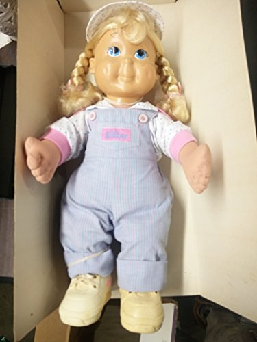 Vintage Hasbro Playskool My Buddy Kid Sister Doll Box 1986