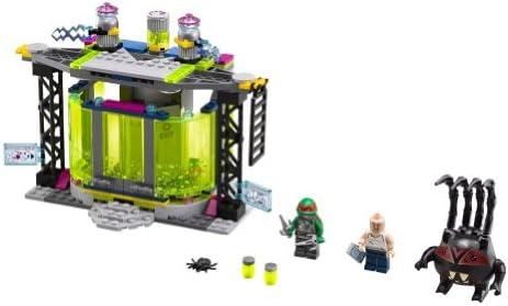 LEGO Tortugas Ninja - Cámara de mutación Fuera de Control ...