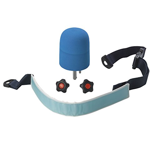 Drive Medical Aquajoy Lap Harness With Pommel, Blue