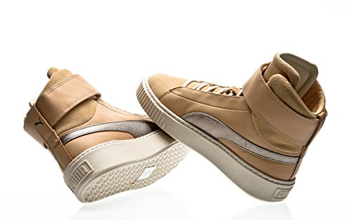 Mid Natural Up nude Donna Sneaker Puma Natural Platform AwFq55