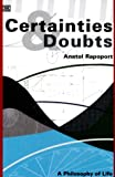 img - for CERTAINTIES AND DOUBTS book / textbook / text book