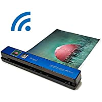 VuPoint InstaScan PRO Portable Scanner PDSWF-ST48BU-VP (Certified Refurbished)